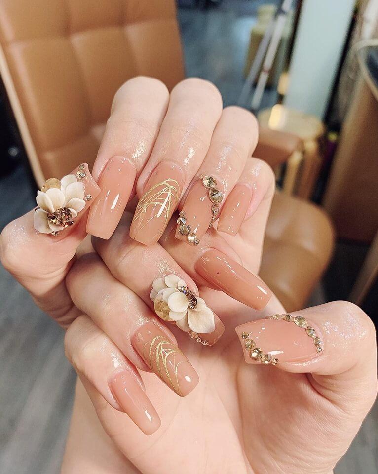Cửa hàng nail rẻ đẹp ở Hà Nội 9