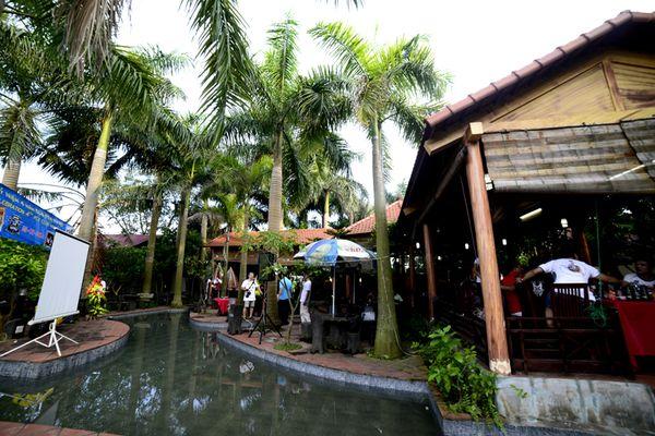 Khu sinh thái gần Hà Nội