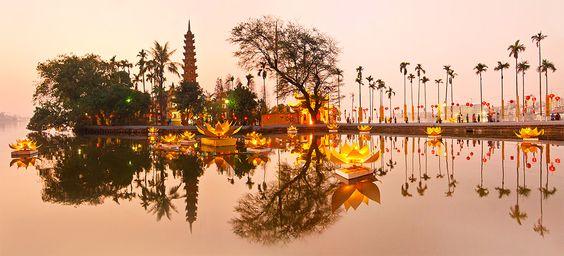 địa điểm du lịch miễn phí ở Hà Nội