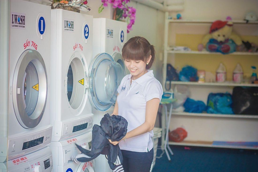 giặt là khu vực Hoàn Kiếm Hà Nội