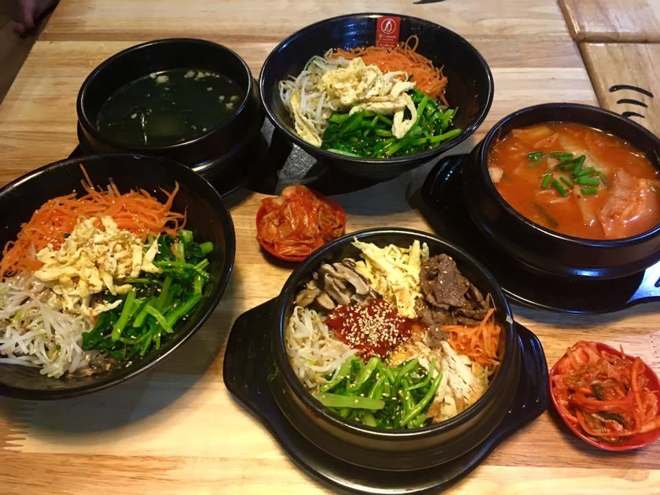 Takuru – Quán Đồ Nướng Hàn Quốc Ở Hà Nội