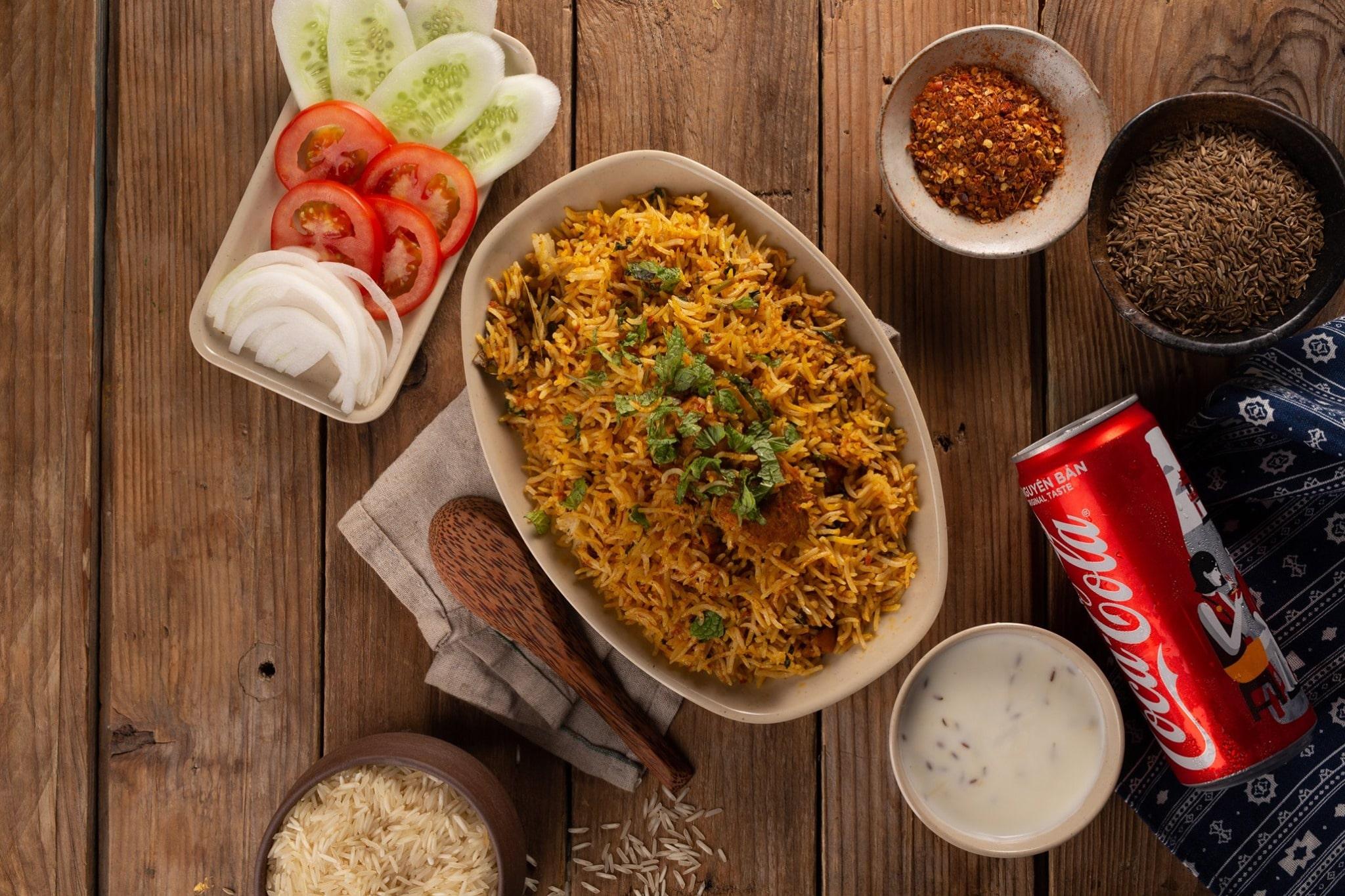 nhà hàng pakistan tại hà nội