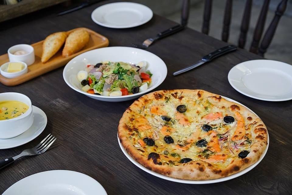 nhà hàng pizza tại hà nội