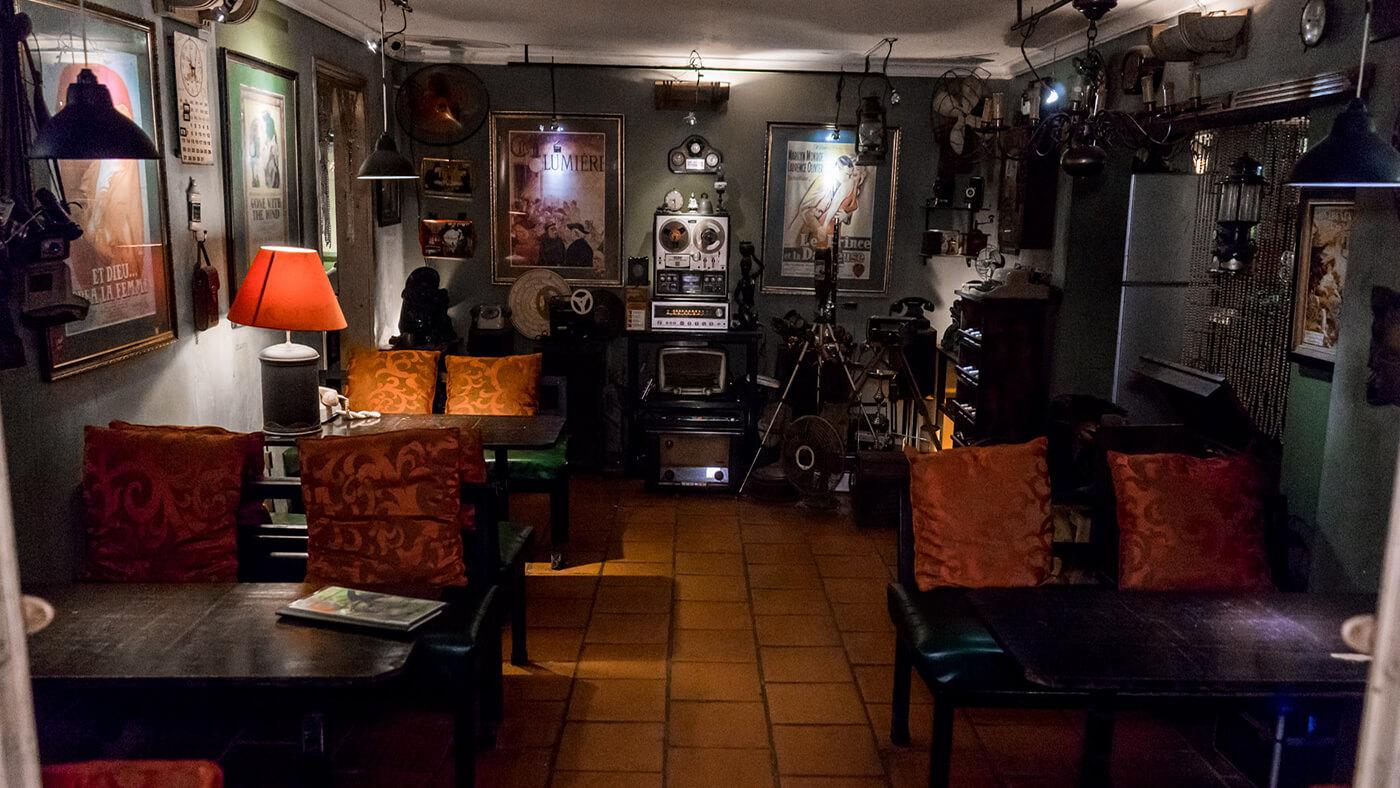 quán cafe đẹp quận Ba Đình Hà Nội