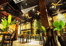 nhà hàng không gian đẹp Hà Nội