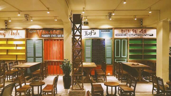 quán cafe đẹp quận Cầu Giấy Hà Nội