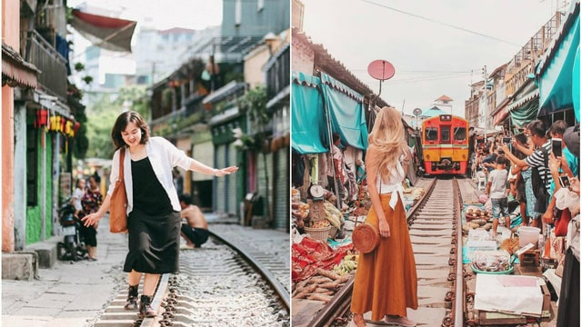 địa điểm vui chơi sống ảo ở Hà Nội