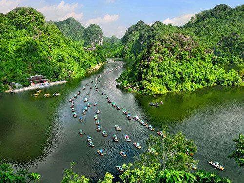 địa điểm vui chơi ở gần Hà Nội